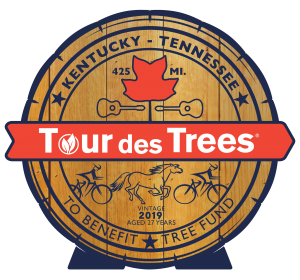 Tour des Trees 2019 badge