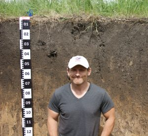 Bryant Scharenbroch Soil Research Photo