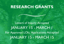 Utility Arborist Research Fund Grant Program: Application Period Open